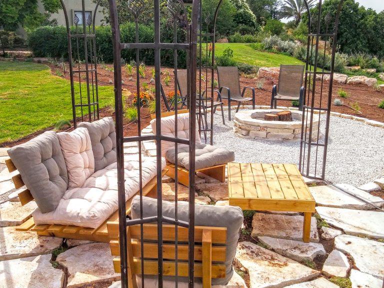 שילוב אבנים בגינה- זו הבחירה הנכונה!